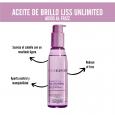 Aceite De Brillo Liss Unlimited